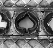 треснутый камень Стоковые Фото