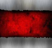 треснутый металл иллюстрация штока