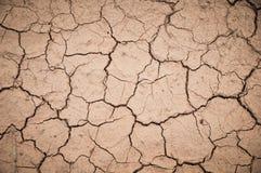 Треснутый от земли жары стоковое фото