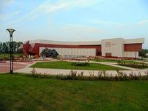 Третье музея поле брани Россия Стоковые Изображения RF