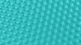 Треугольники сформировали волну сток-видео