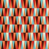 треугольник картины абстрактной предпосылки цветастый