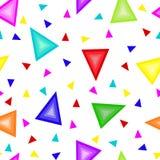 треугольники Стоковое Фото