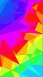 треугольники Стоковое Изображение RF