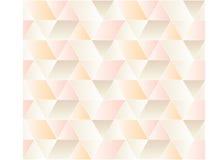 треугольник картины безшовный Стоковое Изображение RF