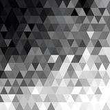 Триангулярное низкое поли, предпосылка картины мозаики, график иллюстрации вектора полигональный, творческий, стиль Origami с гра бесплатная иллюстрация