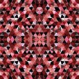 Триангулярная мозаика красочное BackgroundÂŒ бесплатная иллюстрация