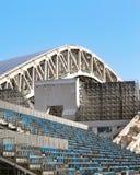 Трибуны для публики на стадионе Стоковые Фото