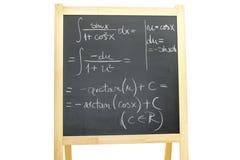 Тригонометрия стоковые фото
