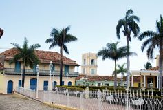 Тринидад de Куба Colonial, travel-6 стоковые фото