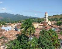 Тринидад в Кубе Стоковое Изображение