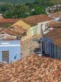 Тринидад в Кубе Стоковая Фотография RF