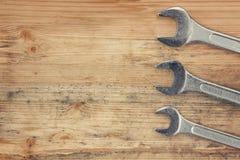 Трио ключей Стоковые Фото