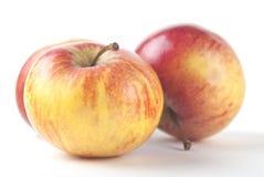 трио яблока Стоковая Фотография
