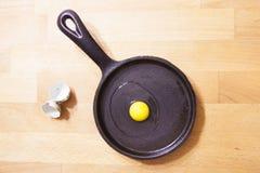 Триперстки egg Стоковые Фотографии RF