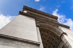 Триумфальная Арка Стоковое Изображение RF