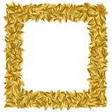 Триумф символа лист Golgen Стоковая Фотография