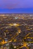 триумф paris свода Стоковая Фотография RF