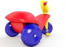 трицикл пластмассы 3D Бесплатная Иллюстрация