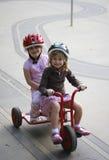 трицикл приятелей стоковые изображения rf