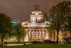 10 троица квадратная, историческое здание в Лондоне Стоковое Фото