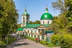 троица moscow церков святейшая Стоковая Фотография RF