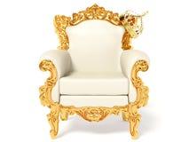 трон Стоковые Фотографии RF