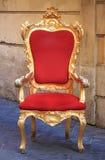 трон Стоковое фото RF