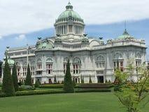 Трон Hall1 Ananta Samakhom Стоковые Фото