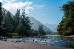 тропическая долина Стоковые Изображения RF