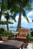 тропическая каникула Стоковая Фотография RF