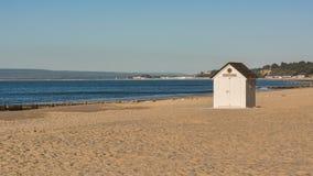 Тропическая хата пляжа Стоковые Изображения RF