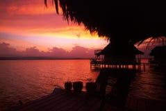 тропические каникулы Стоковые Фотографии RF