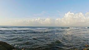 Тропические утесы в Доминиканской Республике, панорамной акции видеоматериалы