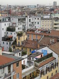 Тропический город Стоковая Фотография RF