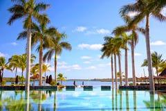 Тропический курорт Стоковая Фотография RF