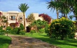 Тропический курорт. Стоковая Фотография RF