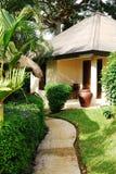 Тропический курорт. Efate. Вануату стоковое фото rf