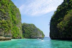 Тропический остров стоковая фотография