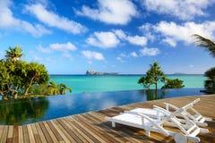 Тропический ослабьте в Маврикии Стоковое Изображение