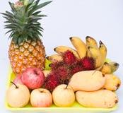 Тропический плодоовощ. Стоковые Изображения