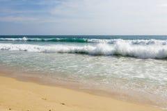 Тропический пляж в острове Пхукета стоковое изображение rf