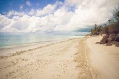 Тропический рай пляжа Стоковая Фотография RF