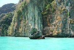 Тропический seascape Стоковые Фотографии RF
