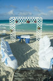 тропическое венчание Стоковые Фотографии RF