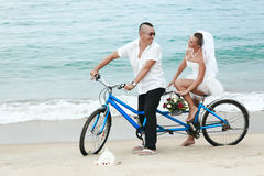 тропическое венчание Стоковое фото RF