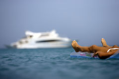 Тропическое море Стоковые Фотографии RF