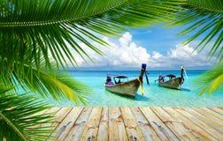 Тропическое море стоковое фото rf