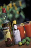 Тропическое питье, Тринидад и Тобаго Стоковое Изображение