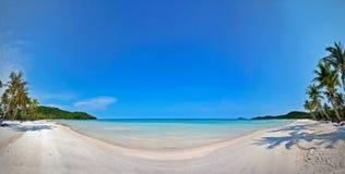тропическое пляжа экзотическое Стоковая Фотография